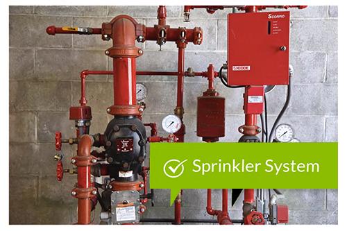 Sprinkler System Photo Labeling
