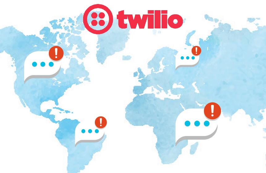 Twilio Map