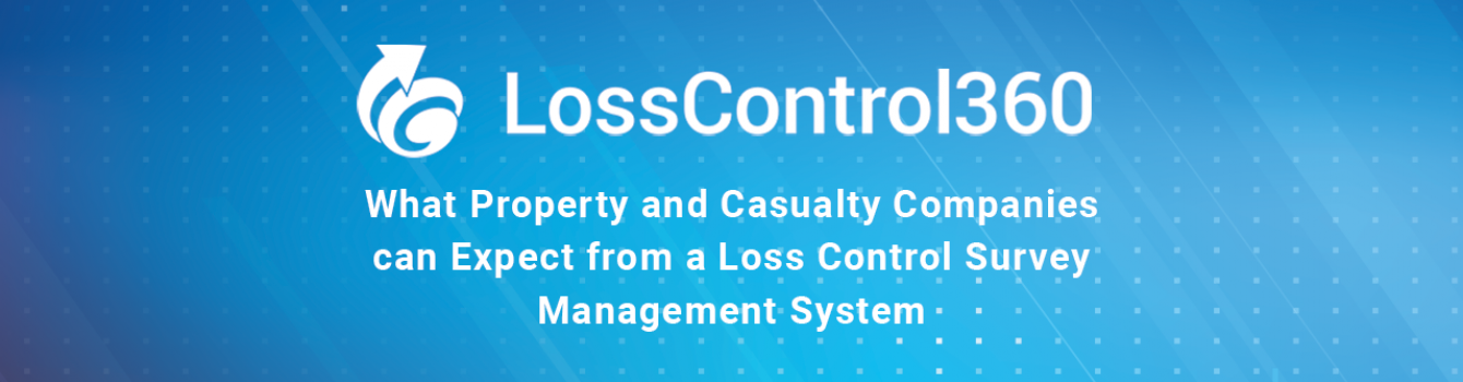 What Property and Casualty Companies can Expect from a Loss Control Survey Management System