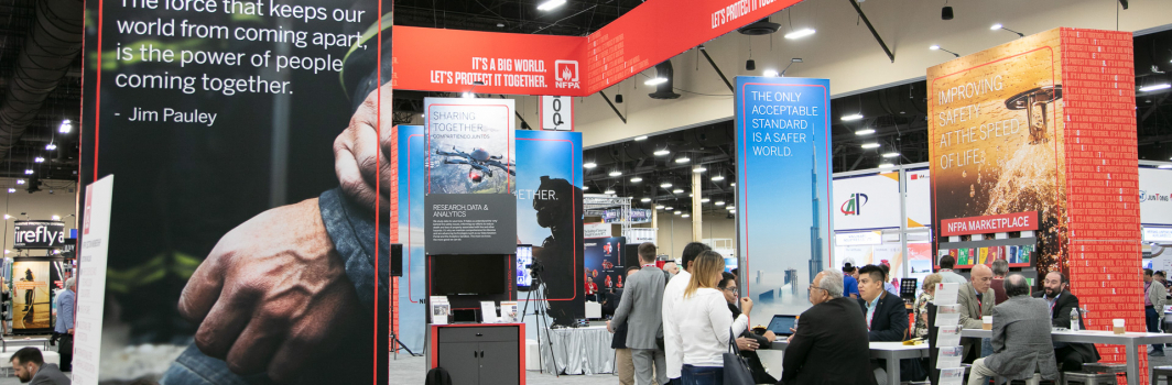 Come see us at NFPA 2019 in San Antonio, Texas!